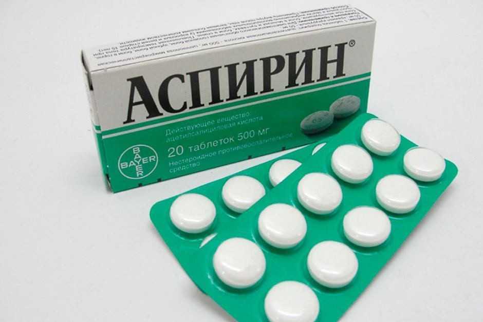 За 7 суток до операции нельзя принимать аспирин