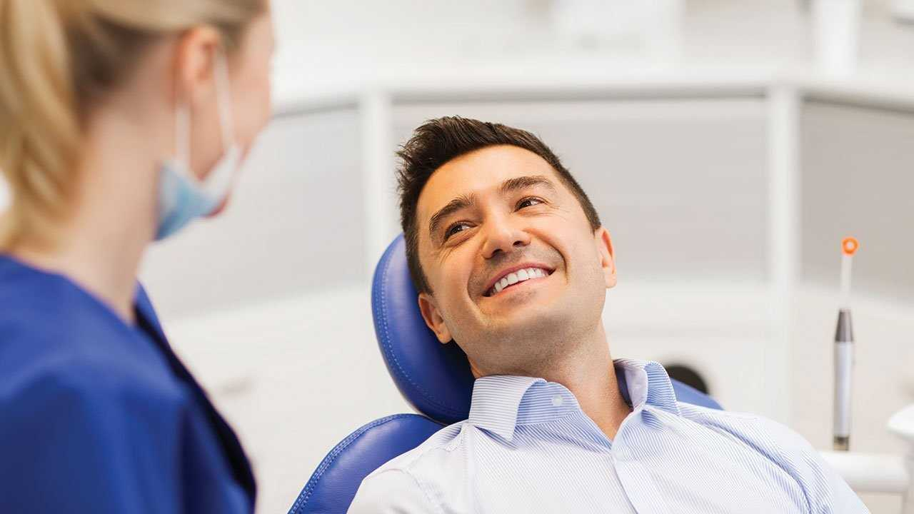 Необходимо получить подробную консультацию стоматолога