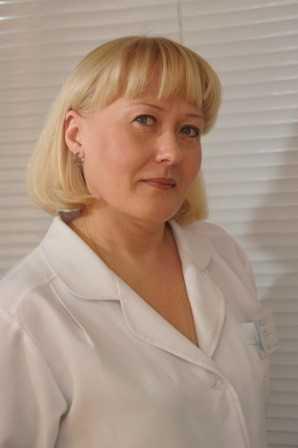 Жукова Елена Николаевна - фотография