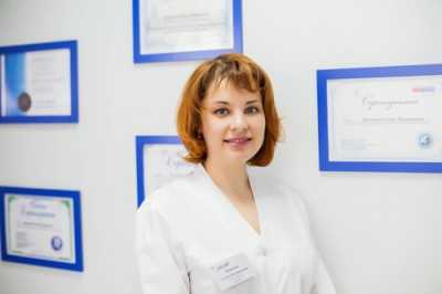 Якимова Елена Валерьевна - фотография