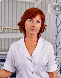 Высоцкая Светлана Юрьевна - фотография