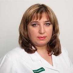 Льянова Арина Аркадьевна - фотография