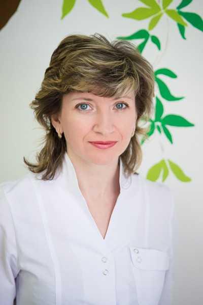 Федотова Евгения Викторовна - фотография