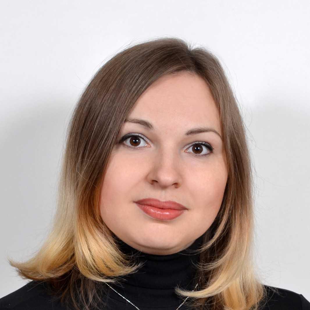 Верескунова Елена Алексеевна - фотография