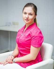 Новицкая Анастасия Дмитриевна - фотография