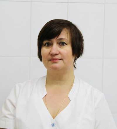 Сидоренко Оксана Владимировна - фотография