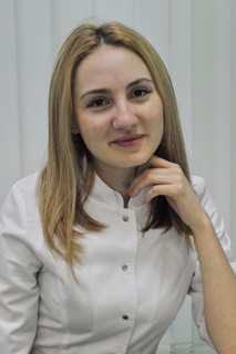 Джикидзе Екатерина Валерьевна - фотография