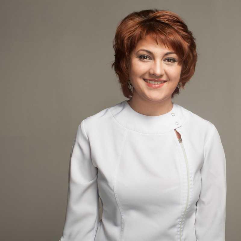 Гаева Юлия Валерьевна - фотография