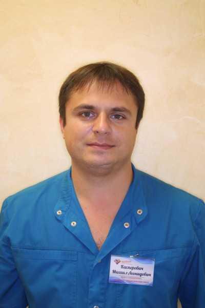 Касперович Михаил Леонидович - фотография
