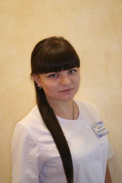 Кобзева Марина Сергеевна - фотография