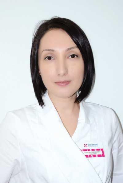 Хамова Светлана Барасбиевна - фотография