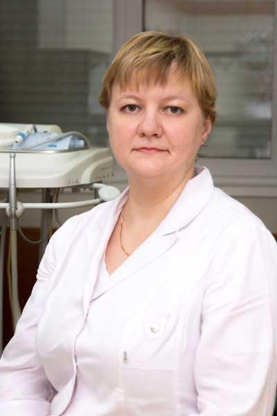 Полякова Ольга Сергеевна - фотография
