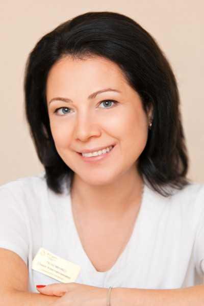 Половенко Ольга Константиновна - фотография