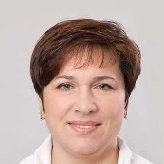 Носкова Светлана Андреевна - фотография