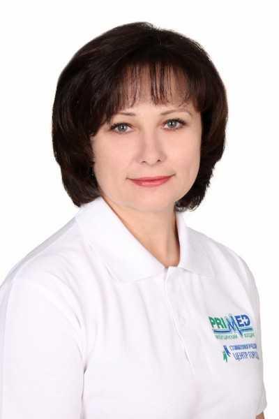 Каретина Маргарита Николаевна - фотография