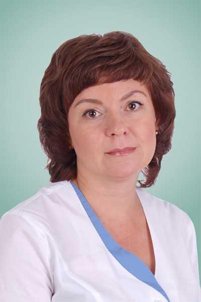 Юдалевич Светлана Андреевна - фотография