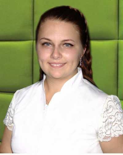Кувычка Мария Сергеевна - фотография