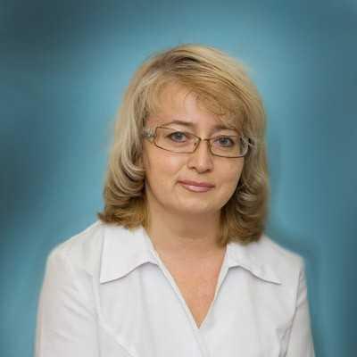 Васильева Ирина Вячеславовна - фотография
