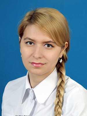 Столбова Дария Салаватовна - фотография