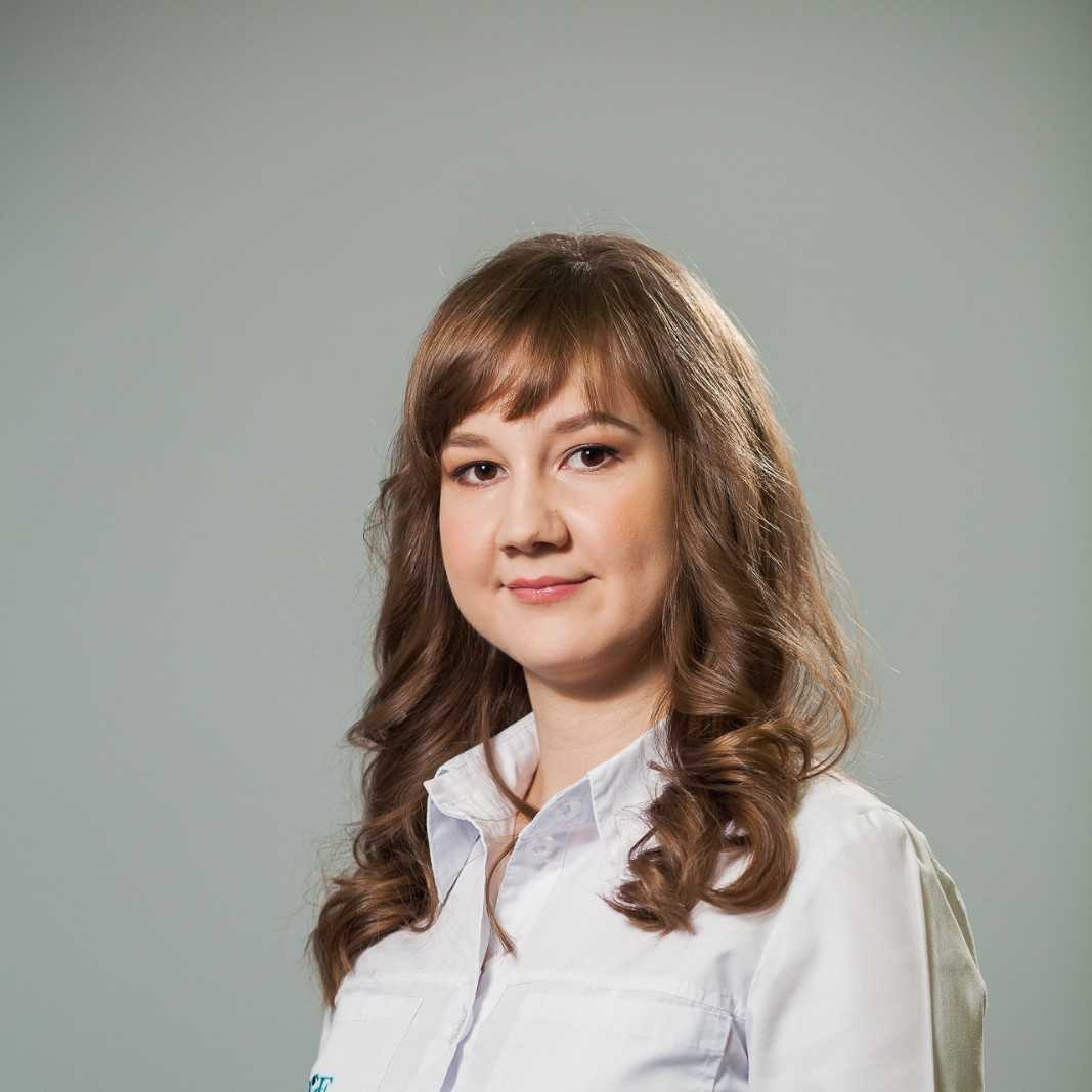 Япрынцева Альбина Анваровна - фотография