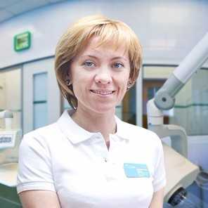 Кравченко Елена Михайловна - фотография