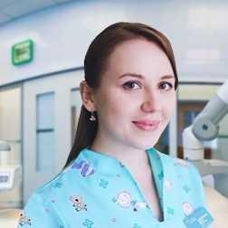 Чистовская Ирина Юрьевна - фотография
