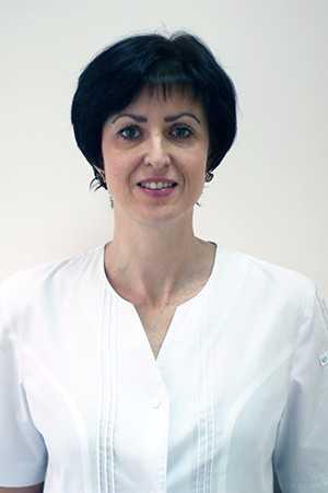 Никитюк Марина Владимировна - фотография