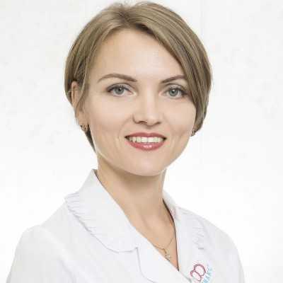 Смирнова Злата Вячеславовна - фотография
