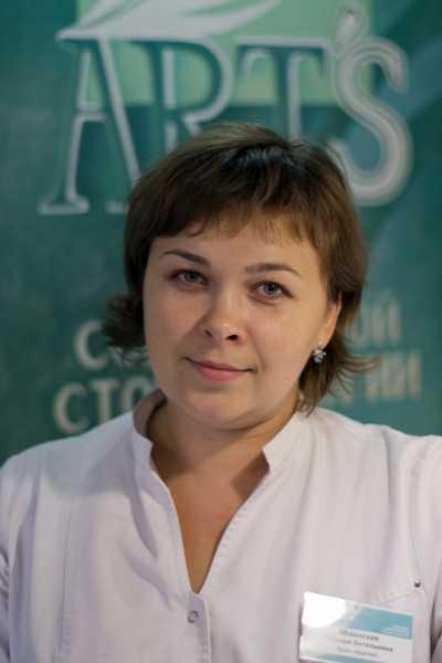 Яблонская Наталья Витальевна - фотография