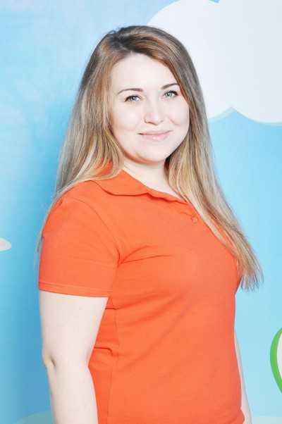 Беккер Мария Игоревна - фотография