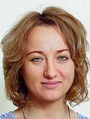 Омельченко Анастасия Сергеевна - фотография