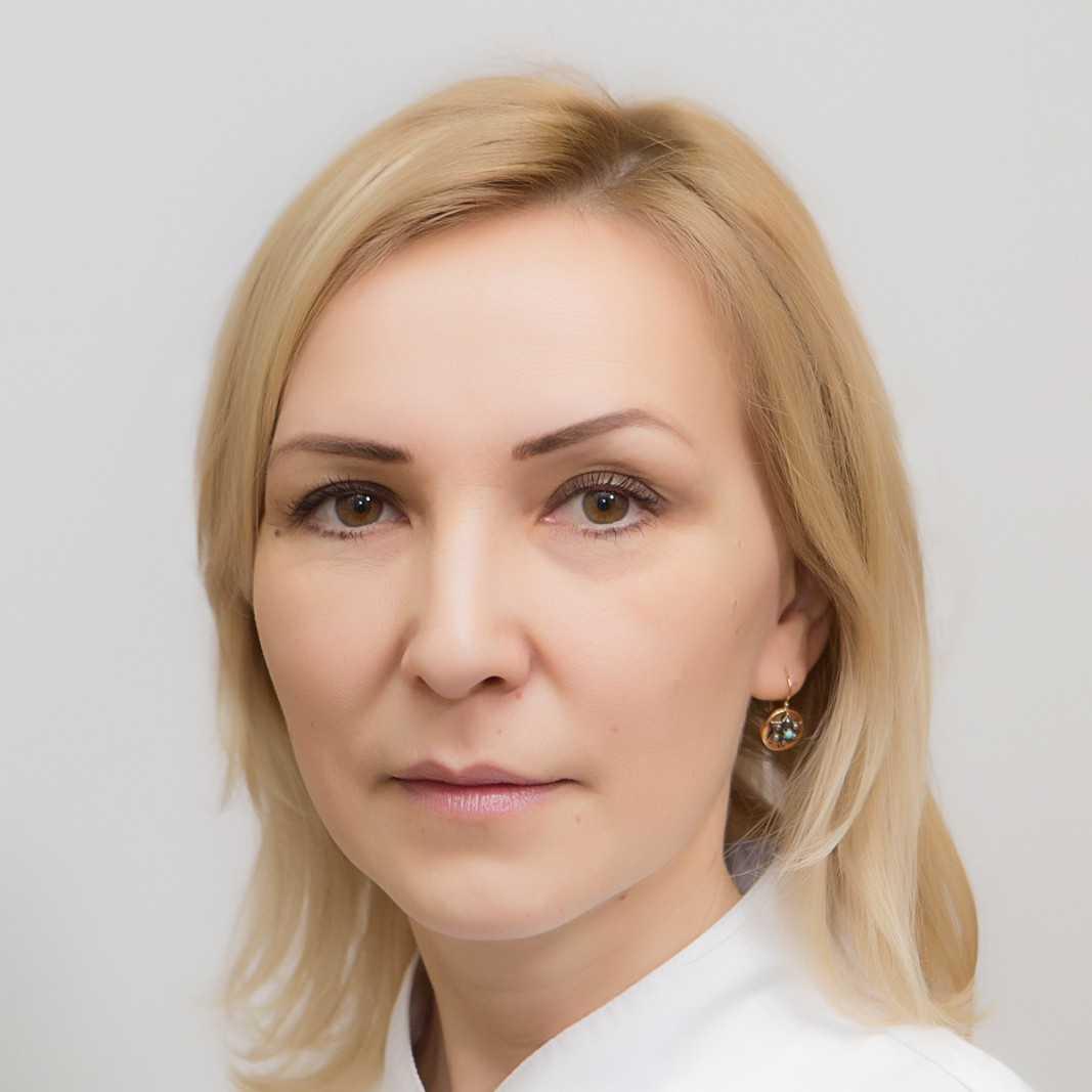 Синявская Гульнара Насибулловна - фотография