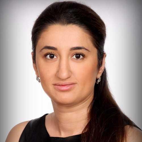 Агаева (Сафарова) Сабина Закировна - фотография