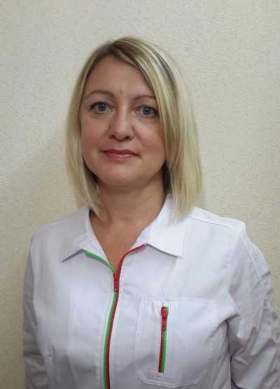 Попова Елена Алексндровн - фотография