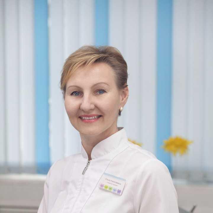 Титова Ольга Николаевна - фотография