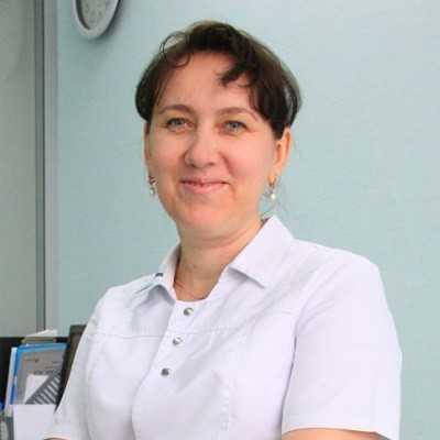 Саяпина Анна Николаевна - фотография
