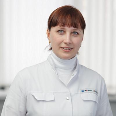 Мунш Елена Владимировна - фотография