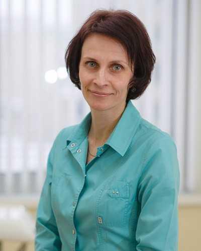 Рябко Инна Евгеньевна - фотография