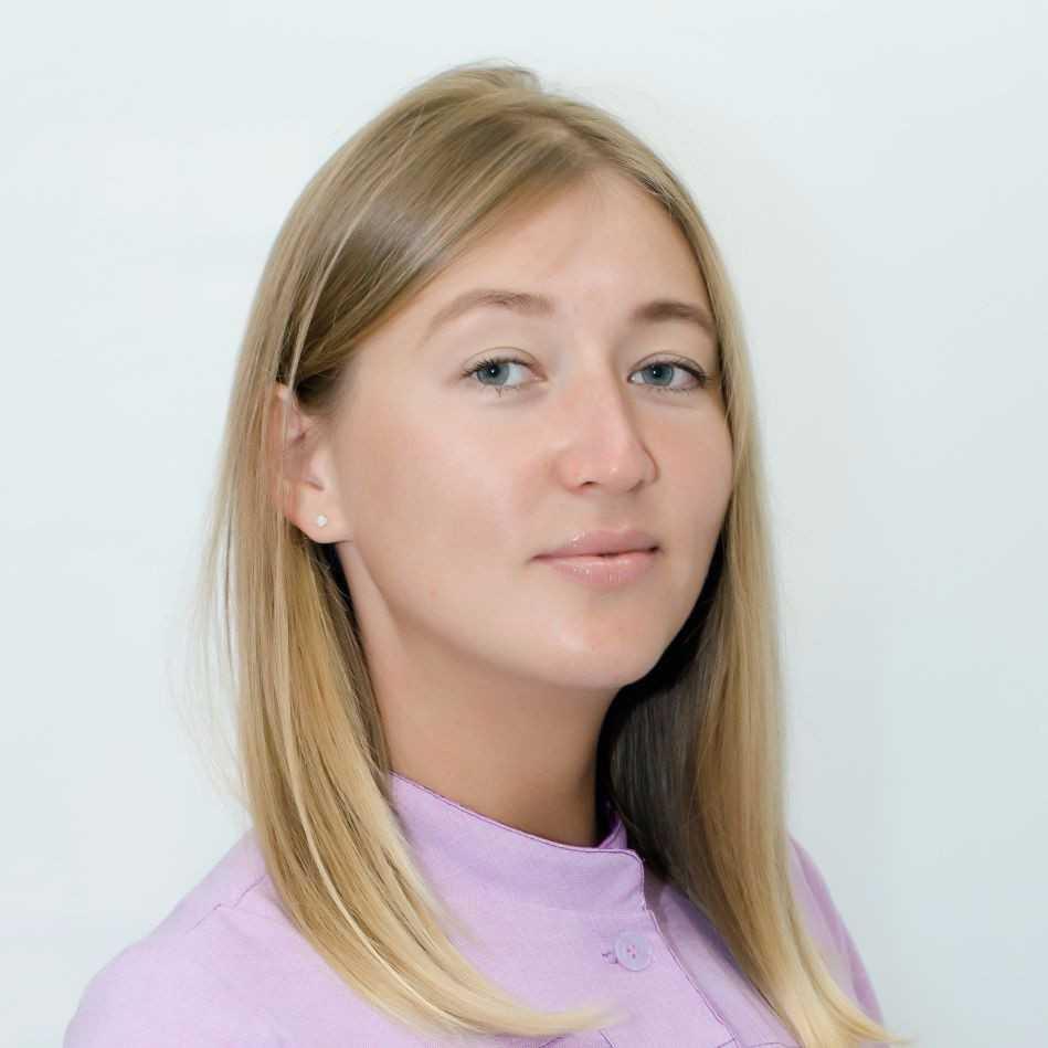 Плясова Юлия Валерьевна - фотография