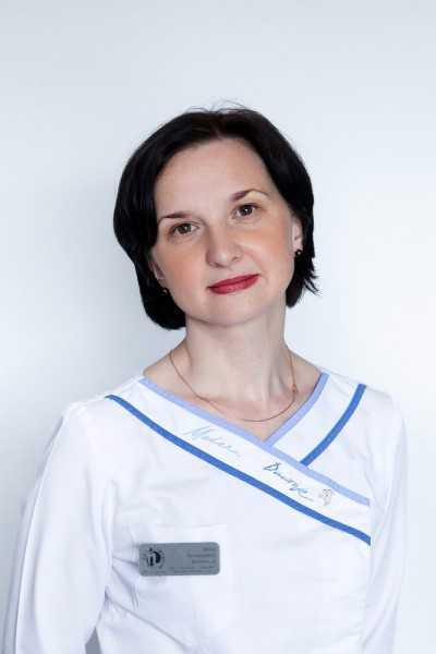 Коган Юлия Сергеевна - фотография