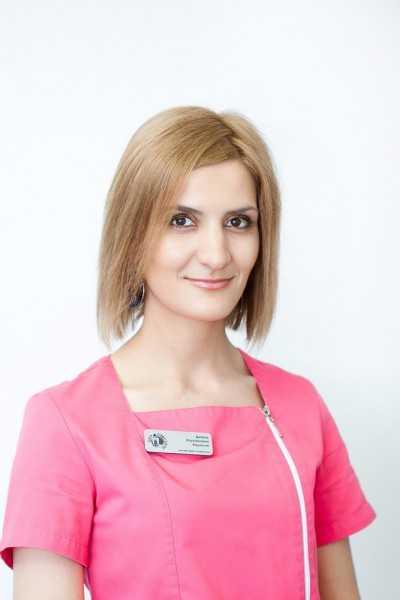 Авдалие Диана Ишхановна - фотография