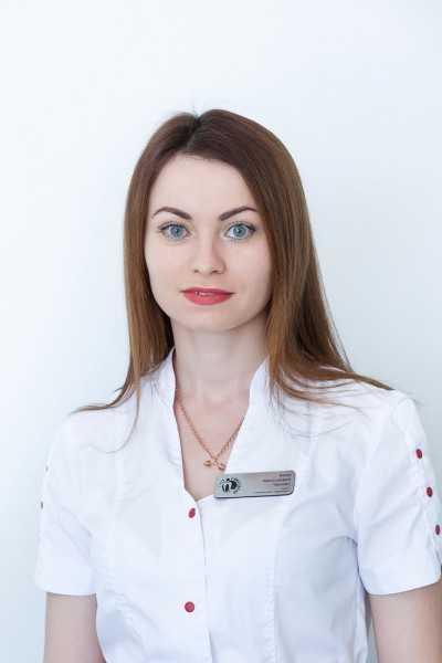Чанова Анна Николаевна - фотография