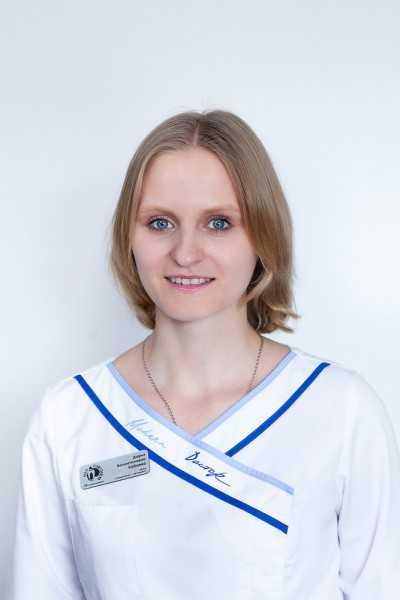 Кабаева Дарья Валентиновна - фотография