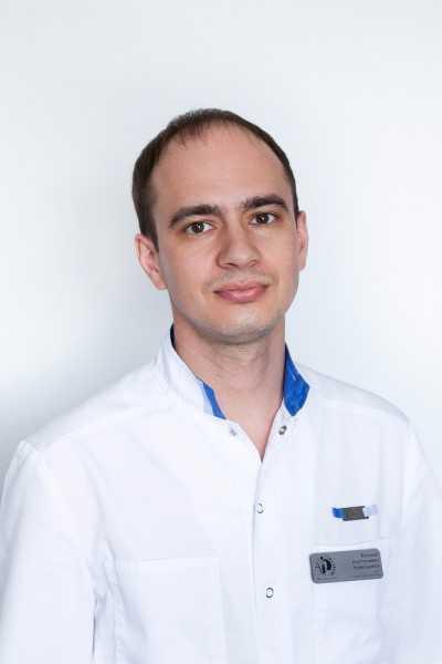 Кривощеков Василий Анатольевич - фотография