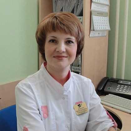 Каверзина Ирина Николаевна - фотография