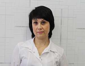 Алферова Татьяна Вячеславовна - фотография