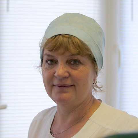 Зылёва Наталья Павловна - фотография