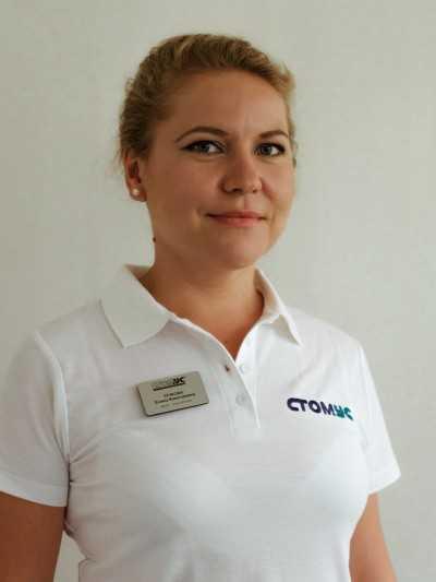 Тучкова Елена Николаевна - фотография