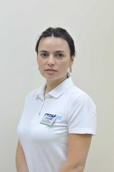 Гареева Эльвира Камилевна - фотография