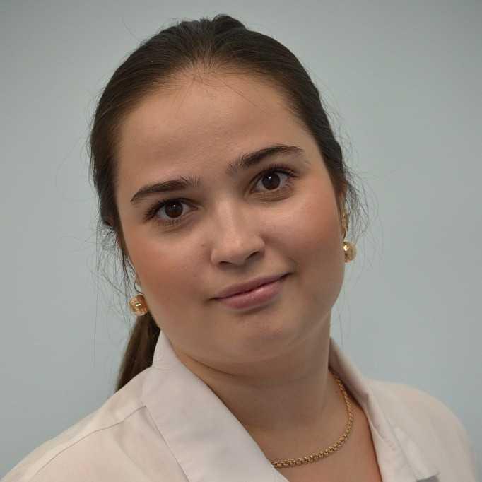 Борисова Анастасия Николаевна - фотография